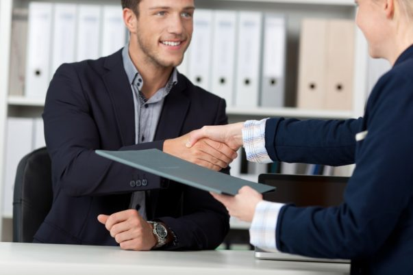 Welcome new employees the professional way