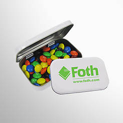 Cash in on the advantage of edible promotional products