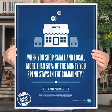 Shop Small and Make a Big Impact on your Community