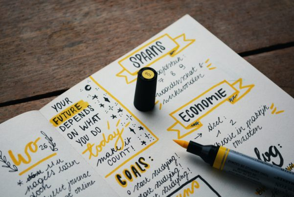 Bujo Journaling