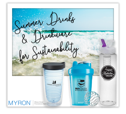 Sustainability Drinkware