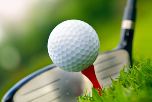 August is National Golf Month