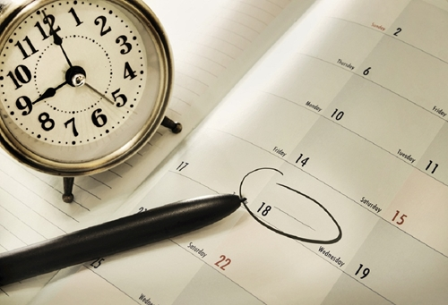 Businesses benefit from custom printed calendar planning