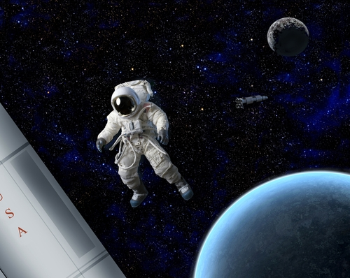 Celebrate Space Day with promotional items