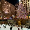Celebrate the Rockefeller Center tree lighting with an in-store party