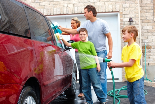 Drive your brand with promotional products during National Car Care Month