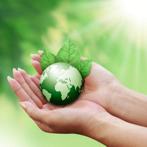 Earth Day is approaching quickly