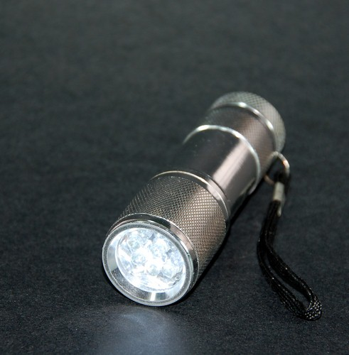 Flashlights will be used in cars or for traveling or in the office, and using them as a promotional giveaway sheds light on successful branding.