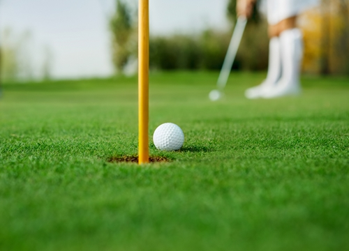 Get a hole in one on National Golf Day