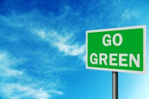 Go green with eco-friendly promotional products