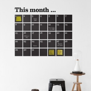 It's a date - promotional calendars are mutually beneficial