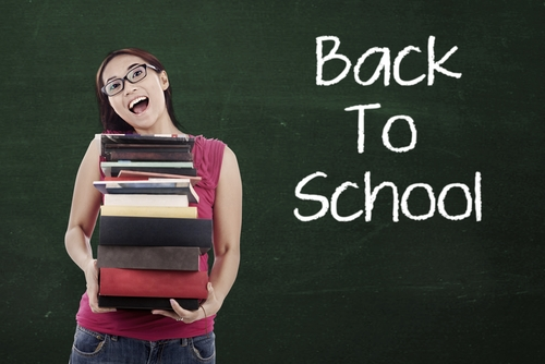 It's almost time for kids to go back to school