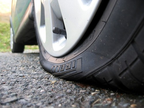 Making tires safer