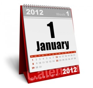 Potential promotional opportunity days in January