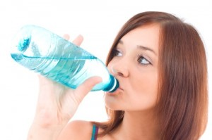 Promote good health & go green with water bottles