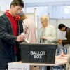 Promote voting and a business