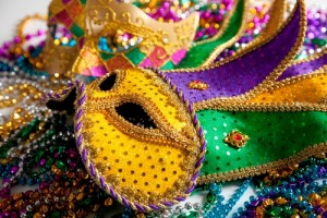 Promotional event ideas for Mardi Gras