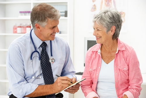 Promotional items can help female patients stay healthy