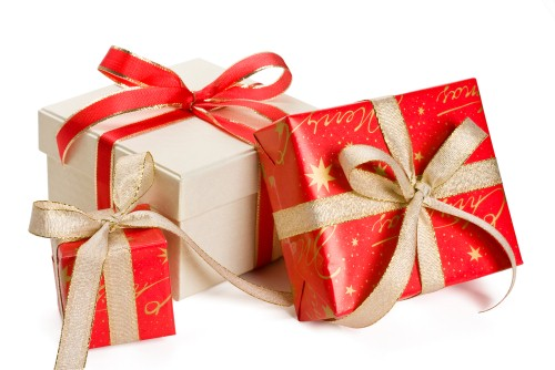 Reward valued contributors and customers this holiday season
