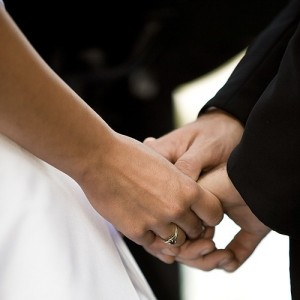 Spring and summer are extremely popular seasons for couples tying the knot.