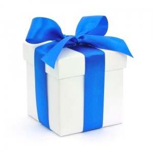 Study: Consumers remember smaller gifts