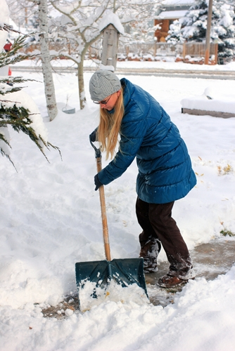 Unique promotional items can help customers prepare for winter