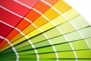 What does your color selection say about your brand?