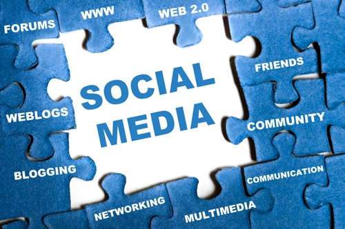 How to combine promotional products with social media