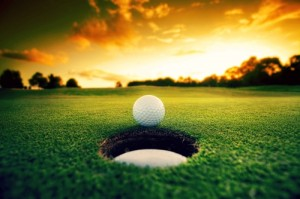Why golf items are great business gifts